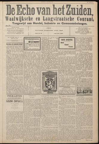 Echo van het Zuiden 1933-10-07
