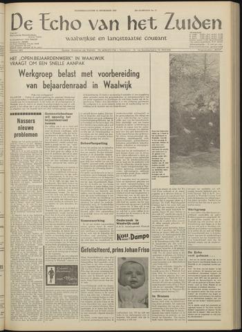 Echo van het Zuiden 1969-09-25