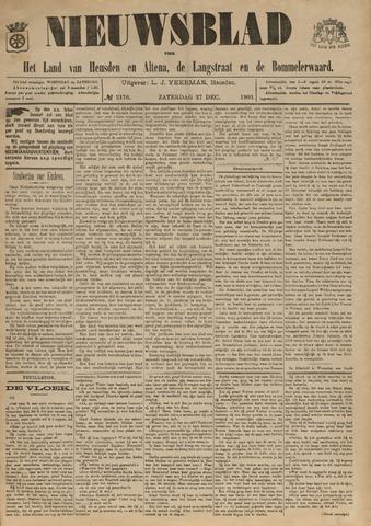 Nieuwsblad het land van Heusden en Altena de Langstraat en de Bommelerwaard 1902-12-27