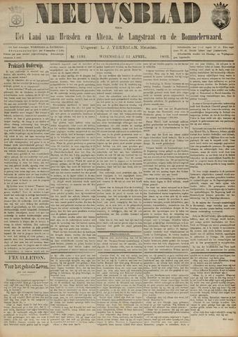Nieuwsblad het land van Heusden en Altena de Langstraat en de Bommelerwaard 1893-04-12