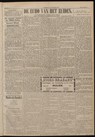 Echo van het Zuiden 1920-09-25