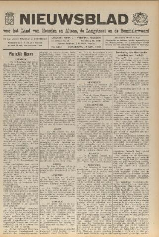 Nieuwsblad het land van Heusden en Altena de Langstraat en de Bommelerwaard 1948-09-16