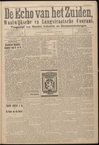 Echo van het Zuiden 1927-08-17