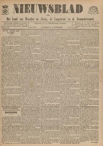 Nieuwsblad het land van Heusden en Altena de Langstraat en de Bommelerwaard 1897-10-09