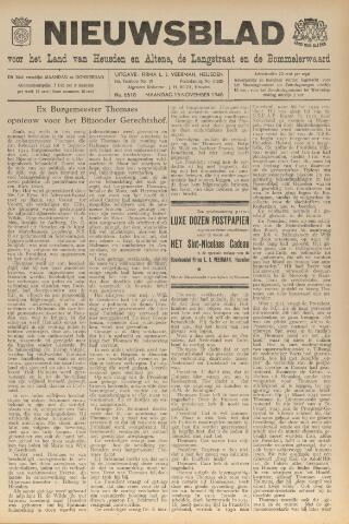 Nieuwsblad het land van Heusden en Altena de Langstraat en de Bommelerwaard 1948-11-15