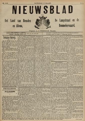Nieuwsblad het land van Heusden en Altena de Langstraat en de Bommelerwaard 1892-03-19