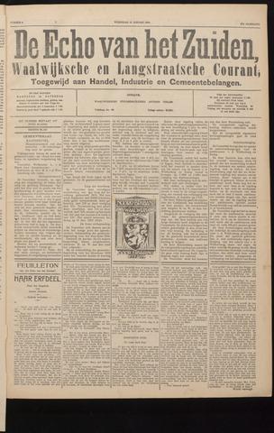 Echo van het Zuiden 1934-01-10