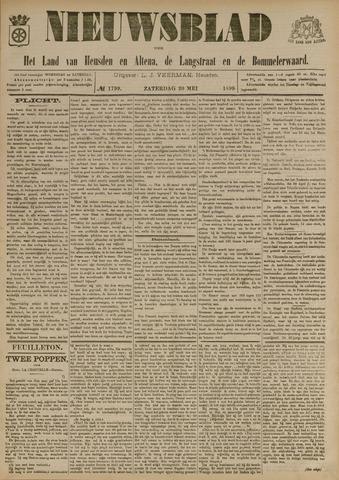 Nieuwsblad het land van Heusden en Altena de Langstraat en de Bommelerwaard 1899-05-20