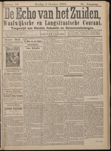 Echo van het Zuiden 1902-10-05