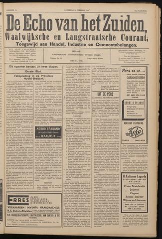Echo van het Zuiden 1941-02-22