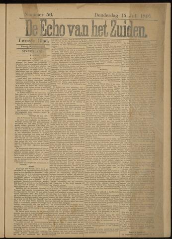 Echo van het Zuiden 1897-07-15