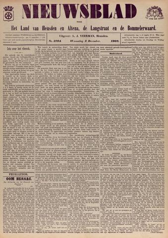Nieuwsblad het land van Heusden en Altena de Langstraat en de Bommelerwaard 1908-12-02