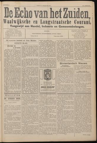 Echo van het Zuiden 1936-08-14
