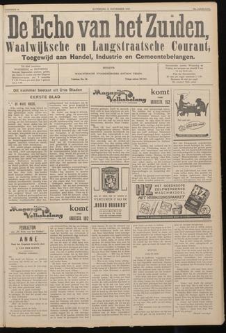 Echo van het Zuiden 1937-11-13