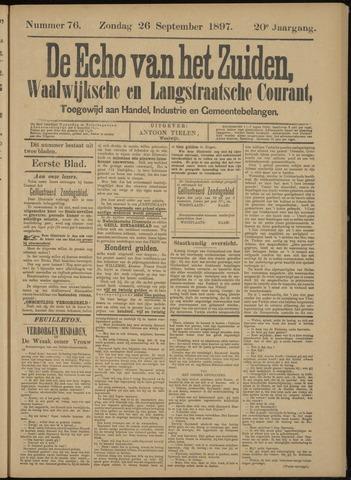 Echo van het Zuiden 1897-09-30