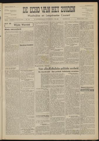Echo van het Zuiden 1954-01-29
