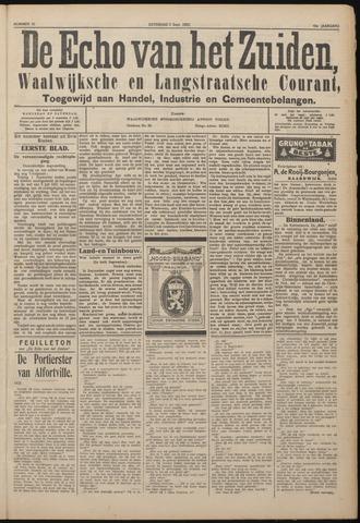 Echo van het Zuiden 1922-09-02