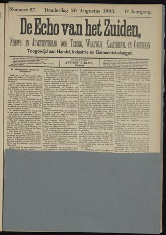 Echo van het Zuiden 1886-08-26