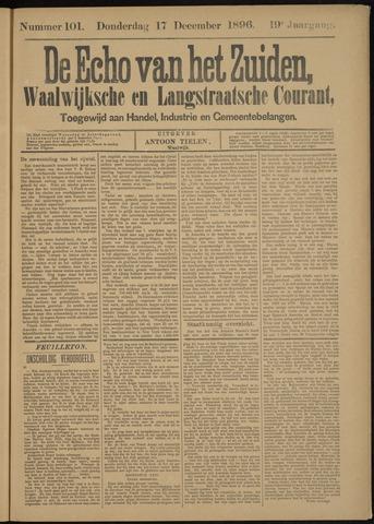 Echo van het Zuiden 1896-12-17
