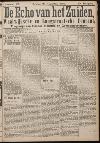 Echo van het Zuiden 1907-08-25