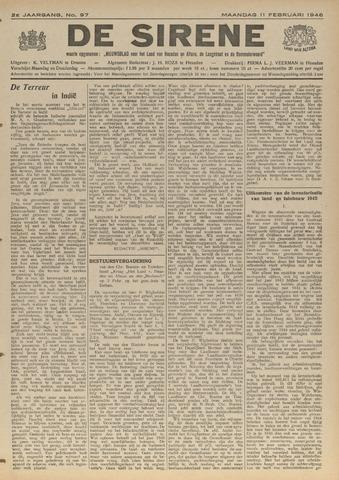 De Sirene 1946-02-11