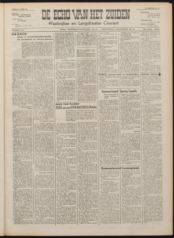 Echo van het Zuiden 1951-04-20