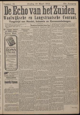 Echo van het Zuiden 1912-03-10