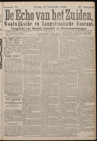 Echo van het Zuiden 1908-09-13