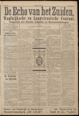 Echo van het Zuiden 1922-06-03