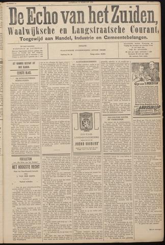 Echo van het Zuiden 1936-02-15