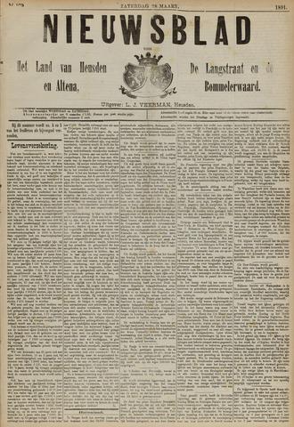Nieuwsblad het land van Heusden en Altena de Langstraat en de Bommelerwaard 1891-03-28