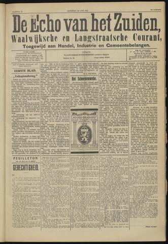Echo van het Zuiden 1924-06-28