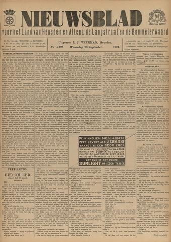 Nieuwsblad het land van Heusden en Altena de Langstraat en de Bommelerwaard 1921-09-28