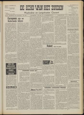 Echo van het Zuiden 1957-12-06