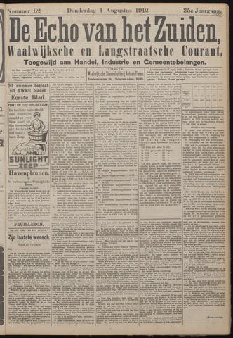 Echo van het Zuiden 1912-08-01