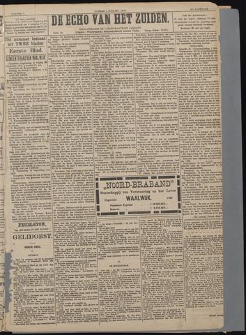 Echo van het Zuiden 1918-01-06