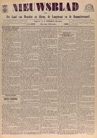 Nieuwsblad het land van Heusden en Altena de Langstraat en de Bommelerwaard 1906-12-01