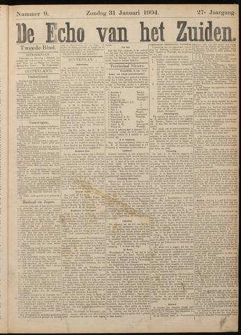 Echo van het Zuiden 1904-01-31