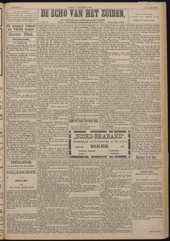 Echo van het Zuiden 1918-11-03