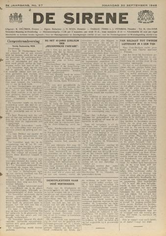 De Sirene 1946-09-30