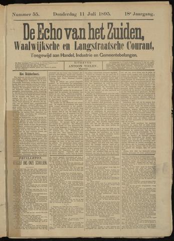 Echo van het Zuiden 1895-07-11