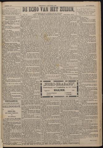 Echo van het Zuiden 1918-09-05