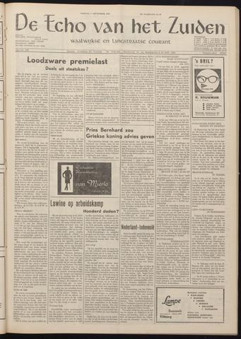 Echo van het Zuiden 1965-09-03