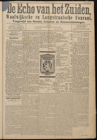 Echo van het Zuiden 1926-06-05