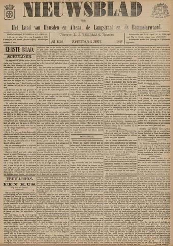 Nieuwsblad het land van Heusden en Altena de Langstraat en de Bommelerwaard 1897-06-05