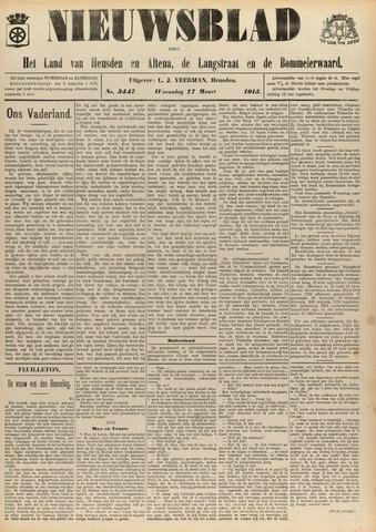 Nieuwsblad het land van Heusden en Altena de Langstraat en de Bommelerwaard 1915-03-17