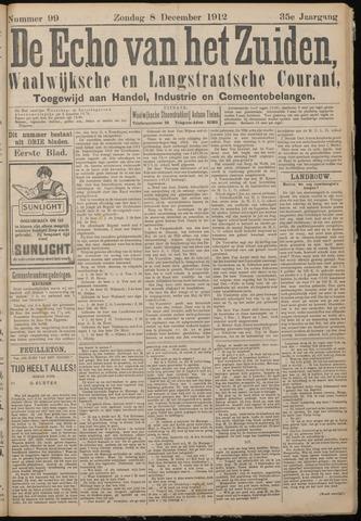 Echo van het Zuiden 1912-12-08
