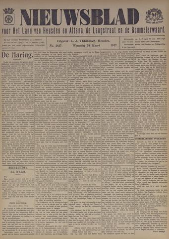 Nieuwsblad het land van Heusden en Altena de Langstraat en de Bommelerwaard 1917-03-28