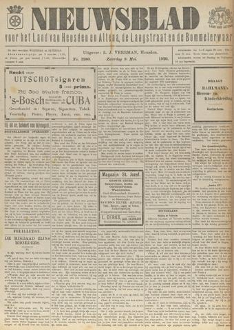 Nieuwsblad het land van Heusden en Altena de Langstraat en de Bommelerwaard 1920-05-08