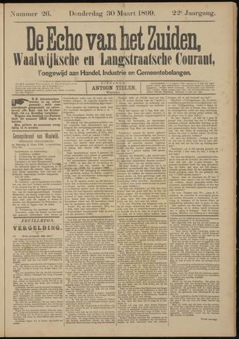 Echo van het Zuiden 1899-03-30